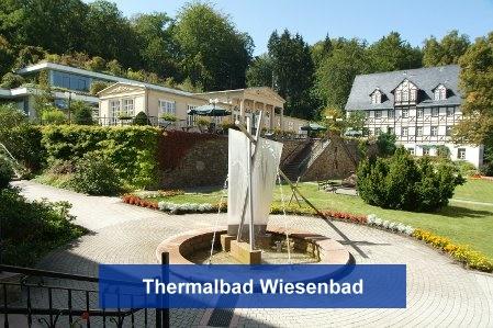 Thermalbad Wiesenbad Gesellschaft für Kur und Rehabilitation mbH